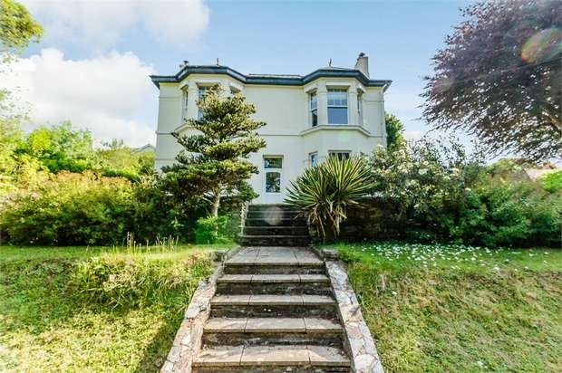 7 Bedrooms Detached House for sale in Whitchurch Road, Tavistock, Devon