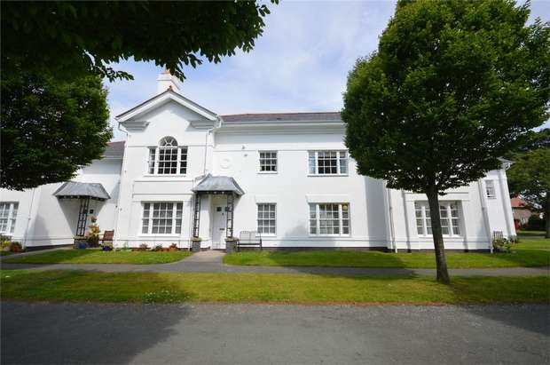 2 Bedrooms Flat for sale in Osborne Court, Port Sunlight, Merseyside