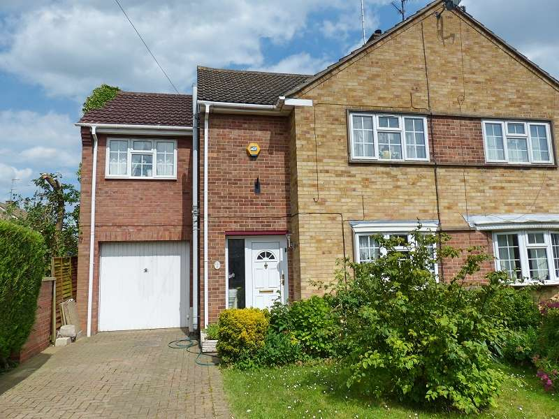 3 Bedrooms Semi Detached House for sale in Grays Court, Peterborough, Cambridgeshire. PE1 3LX