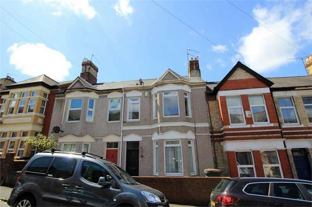 3 Bedrooms Terraced House for sale in Morden Road, NEWPORT