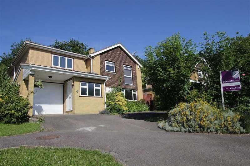 4 Bedrooms Detached House for sale in Broomfield Road, Tilehurst, Reading, RG30