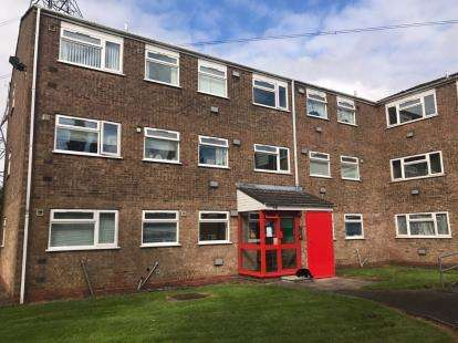 2 Bedrooms Flat for sale in Clent Way, Birmingham, West Midlands