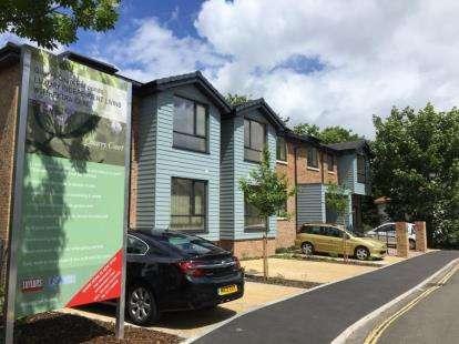 1 Bedroom Retirement Property for sale in Quarry Court, Station Avenue, Fishponds, Bristol