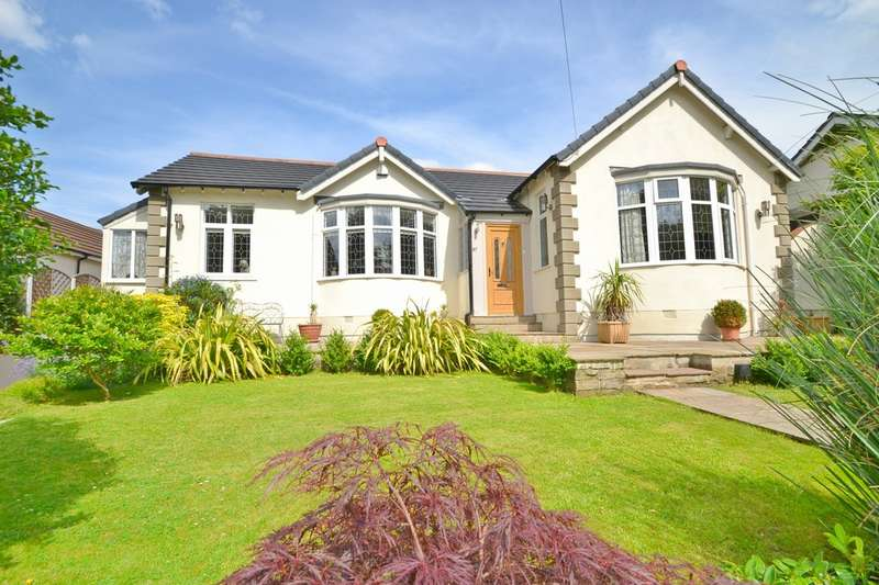 4 Bedrooms Detached Bungalow for sale in Styal Road, Gatley