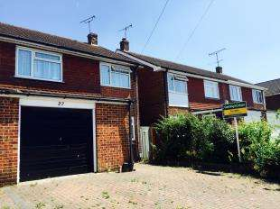 3 Bedrooms Semi Detached House for sale in Collard Road, Willesborough, Ashford, Kent
