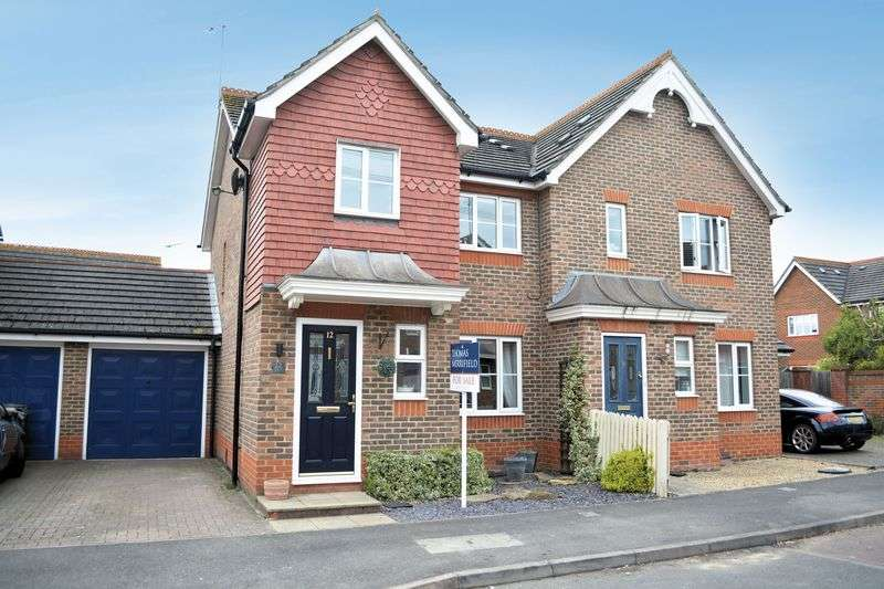 3 Bedrooms Property for sale in Ashburn Place, Didcot
