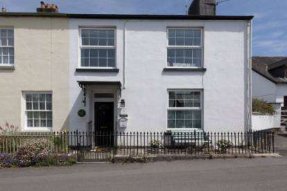 4 Bedrooms Semi Detached House for sale in Ipplepen, Newton Abbot, Devon