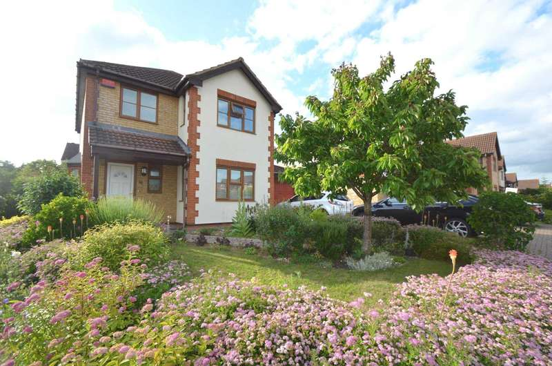 4 Bedrooms Detached House for sale in Tattenhoe