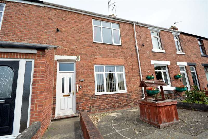 2 Bedrooms Terraced House for sale in Maude Terrace, St. Helen Auckland, Bishop Auckland, DL14 9BB