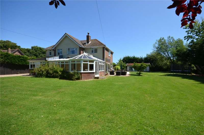 5 Bedrooms Detached House for sale in Piggery Hall Lane, West Wittering, West Sussex, PO20