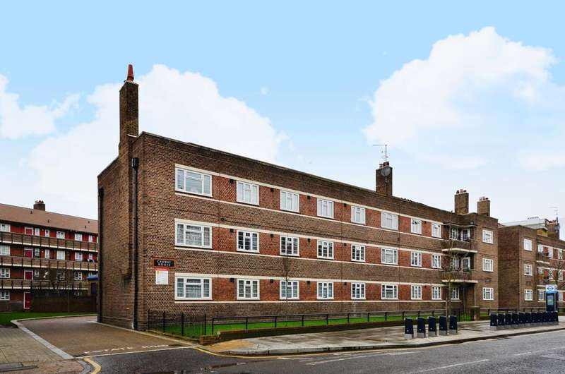 3 Bedrooms Flat for sale in Harford Street, Whitechapel, E1