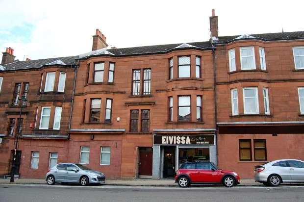 1 Bedroom Flat for sale in Cochrane Street 2/1, Barrhead, Glasgow, G78