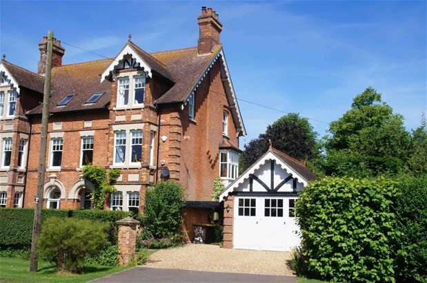 5 Bedrooms Semi Detached House for sale in Odell Road, Sharnbrook