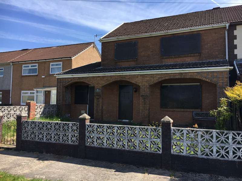 3 Bedrooms Semi Detached House for sale in Ty Coch, Rhymney, Tredegar, NP22