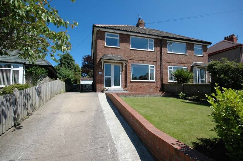 3 Bedrooms Semi Detached House for sale in Throxenby Grove, Scarborough, North Yorkshire, YO12