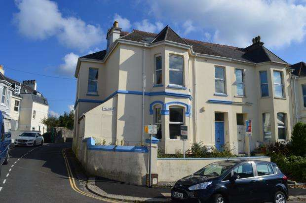 1 Bedroom Flat for sale in Hill Crest, Plymouth, Devon