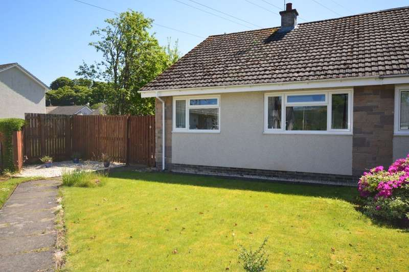 2 Bedrooms Semi Detached Bungalow for sale in Drumfield Road, Inverness, IV2