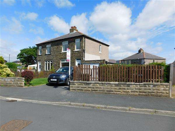3 Bedrooms Semi Detached House for sale in Kenley Mount, Bradford