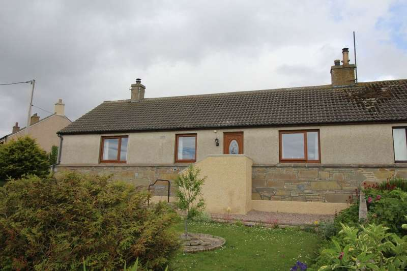 3 Bedrooms Semi Detached Bungalow for sale in Parkview Terrace, Latheronwheel, Latheron, KW5