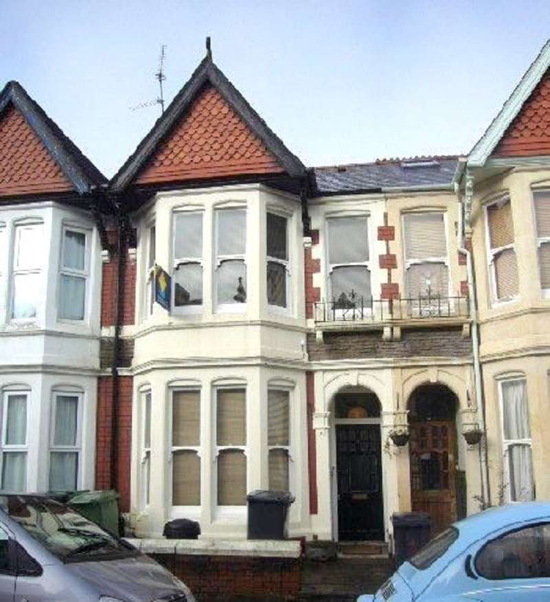 1 Bedroom House Share for rent in Heathfield Road, Cardiff. CF14 3JY