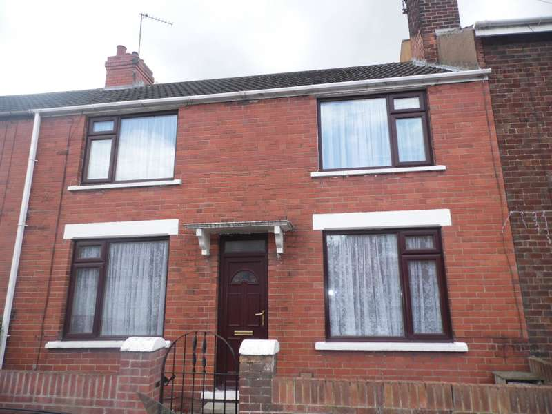 3 Bedrooms Terraced House for sale in 21 Truman Street, Doncaster