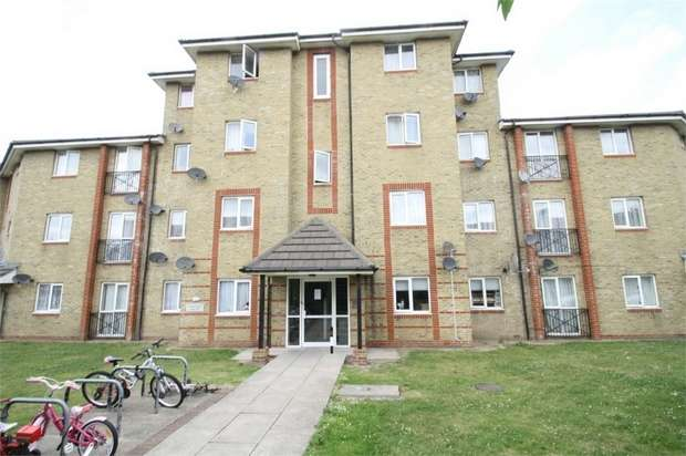 2 Bedrooms Flat for sale in Atlantis Close, Barking, Essex