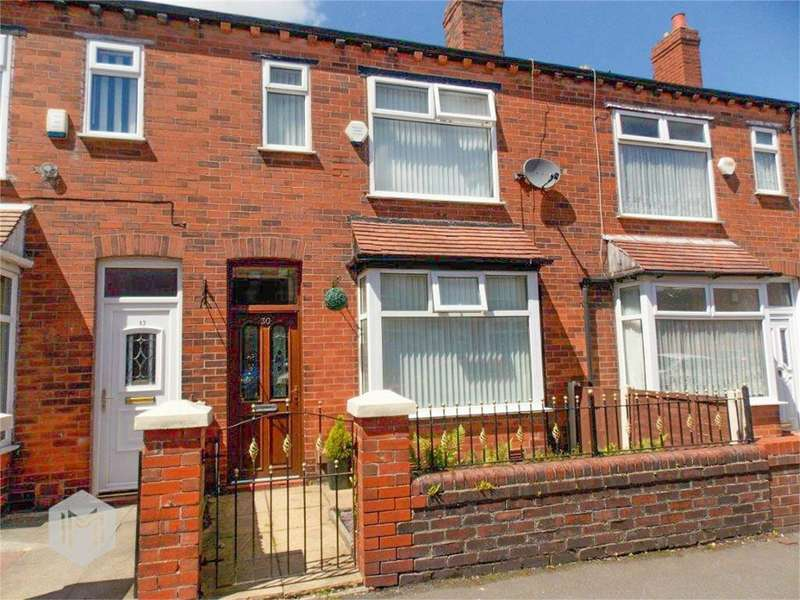 2 Bedrooms Terraced House for sale in Normanby Street, Morris Green, Bolton, Lancashire