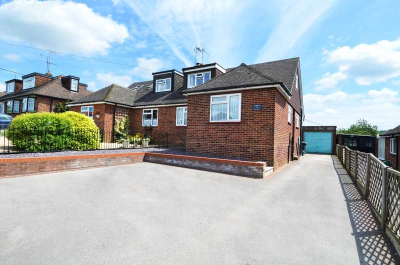 3 Bedrooms Bungalow for sale in New Road, Bourne End, SL8