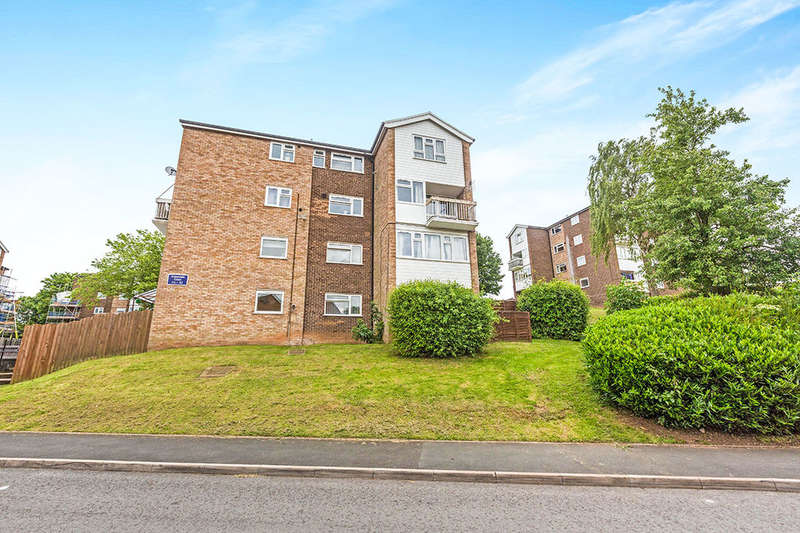 2 Bedrooms Flat for sale in Ennerdale Close, Worcester, WR4