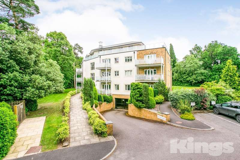 2 Bedrooms Flat for sale in Calverley Heights, Sandrock Road, Tunbridge Wells