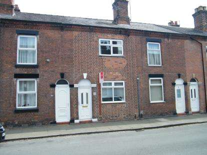 3 Bedrooms Terraced House for sale in Verdin Street, Northwich, Cheshire