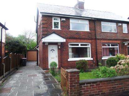 3 Bedrooms Semi Detached House for sale in Hillside Avenue, Worsley, Manchester, Greater Manchester