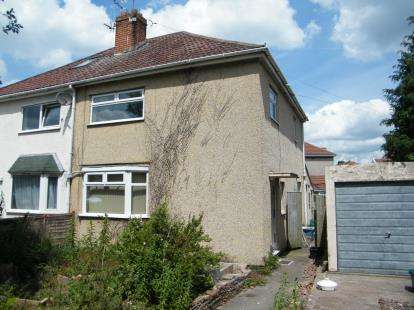 3 Bedrooms Semi Detached House for sale in Manor Road, Fishponds, Bristol