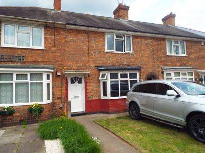 3 Bedrooms Terraced House for sale in Rivington Crescent, Kingstanding, Birmingham, West Midlands