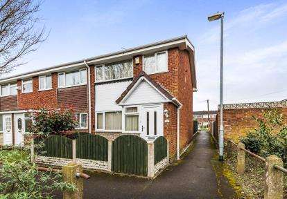 3 Bedrooms Semi Detached House for sale in Ashfield Close, Walsall, West Midlands