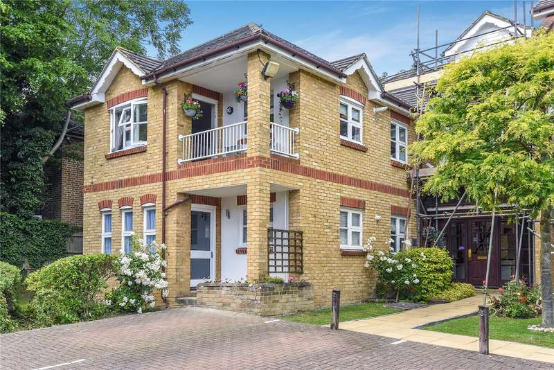 2 Bedrooms Apartment Flat for sale in Sherbourne Place, 57 The Chase, Stanmore, HA7