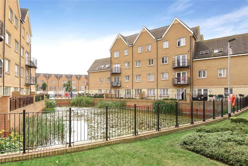 1 Bedroom Apartment Flat for sale in Centurion House, 99 Varcoe Gardens, Hayes, Middlesex, UB3