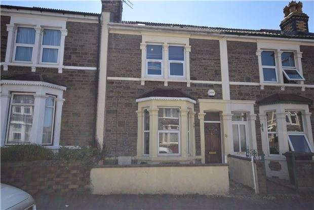 3 Bedrooms Terraced House for sale in Kensington Road, Staple Hill, BRISTOL, BS16 4LX