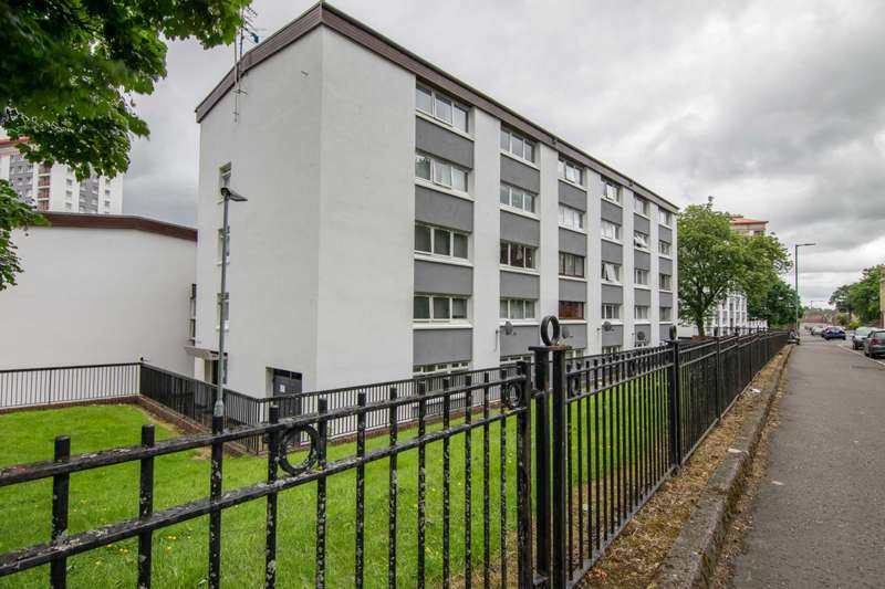 2 Bedrooms Maisonette Flat for sale in Alice Street, Paisley