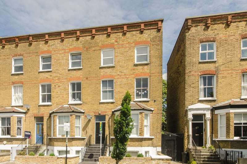 1 Bedroom Flat for sale in Byrne Road, Balham, SW12