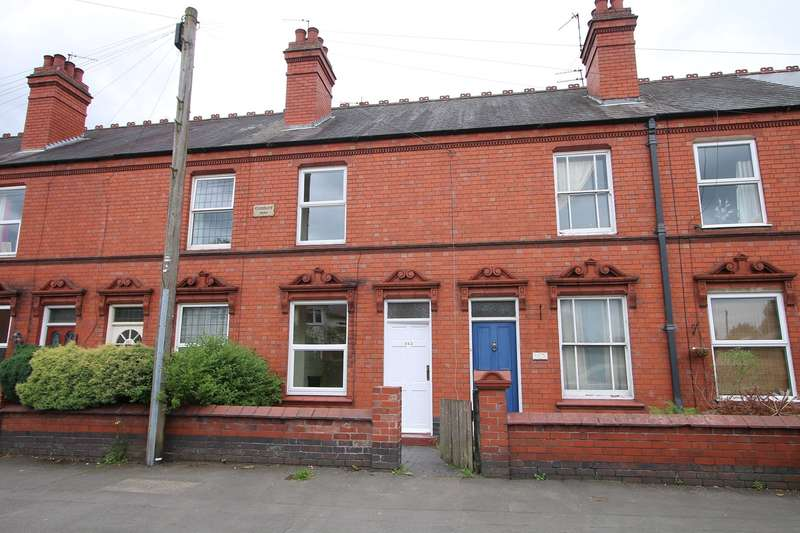3 Bedrooms Terraced House for sale in Hurcott Road, Kidderminster, DY10