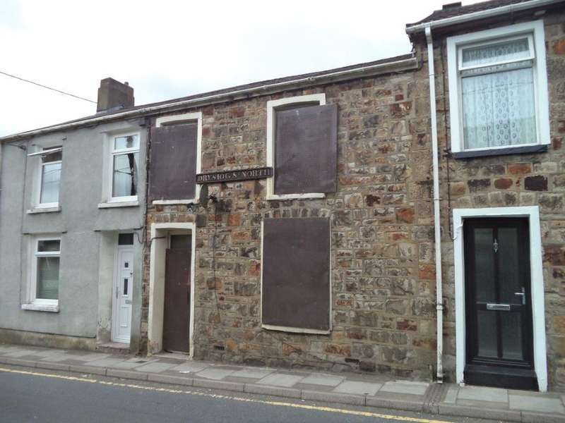 2 Bedrooms Terraced House for sale in Drysiog Street, Ebbw Vale, NP23