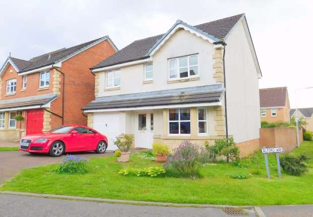 4 Bedrooms Detached House for sale in Alford Way, Dunfermline, KY11