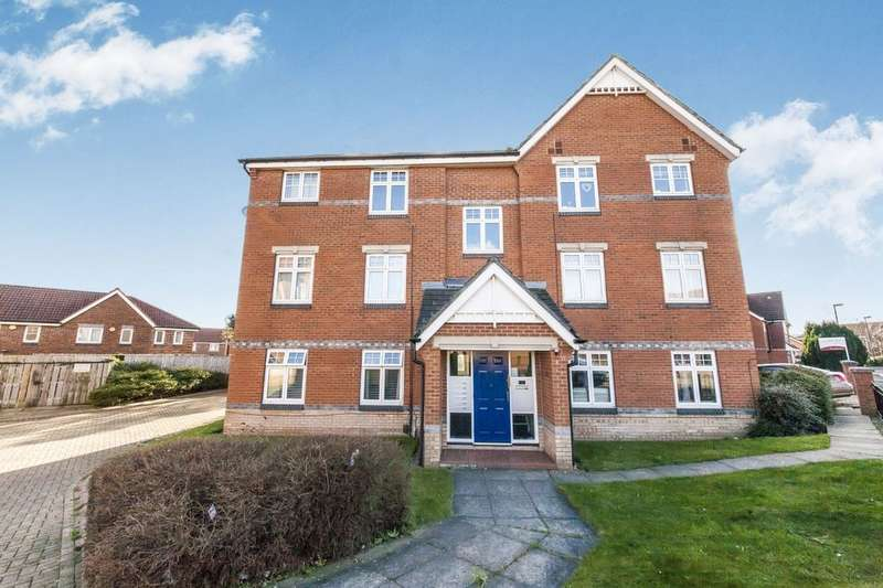2 Bedrooms Flat for sale in Richmond Grove, North Shields, NE29