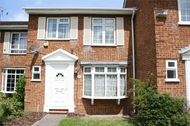 3 Bedrooms Terraced House for sale in Sycamore Walk, George Green, Buckinghamshire