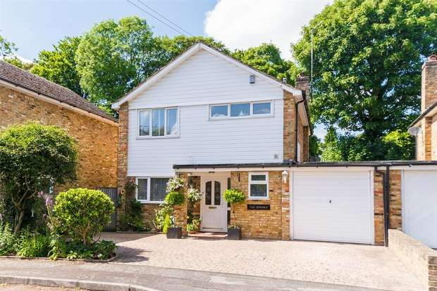 4 Bedrooms Detached House for sale in Cross Lanes Close, Chalfont St Peter, Buckinghamshire