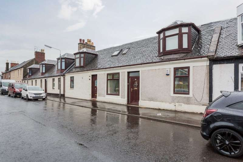 2 Bedrooms Cottage House for sale in Orchard Street, Galston, East Ayrshire, KA4 8ER