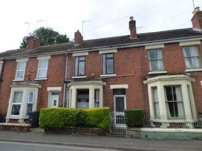 2 Bedrooms Terraced House for sale in Kings Barton Street, Gloucester, Gloucestershire, United Kingdom