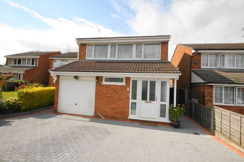 4 Bedrooms Detached House for sale in EXTENDED 4 BED DETACHED with CLOAKROOM,