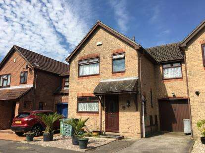 3 Bedrooms Link Detached House for sale in Locks Heath, Southampton, Hampshire